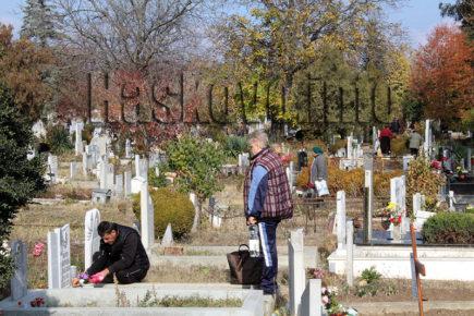 Гробища