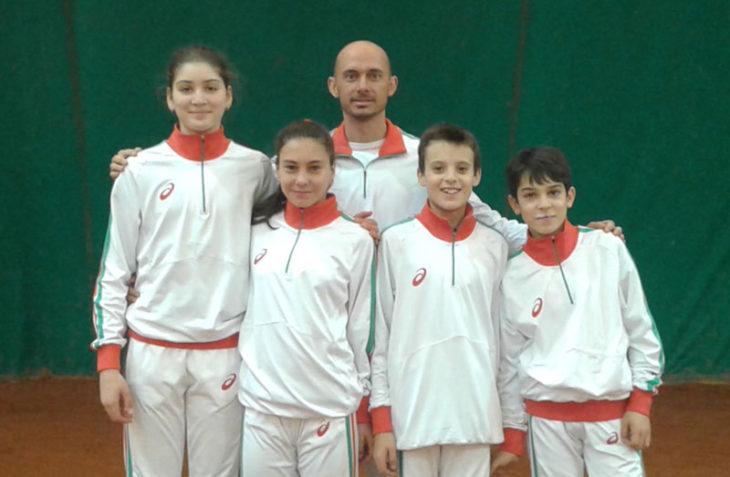 Тенисисти