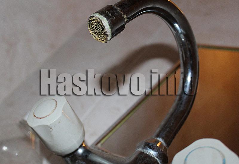 Харманли цял ден без вода заради подмяна на кранове