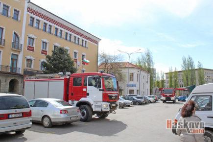 Пожарни