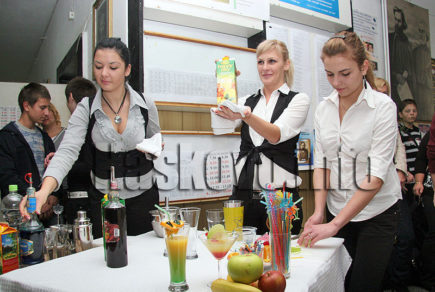 Сервитьорки