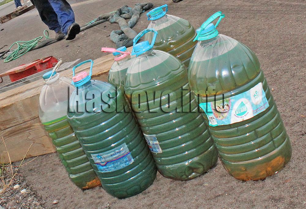 Източиха близо 700 литра дизел от камион и трактори в Бисер