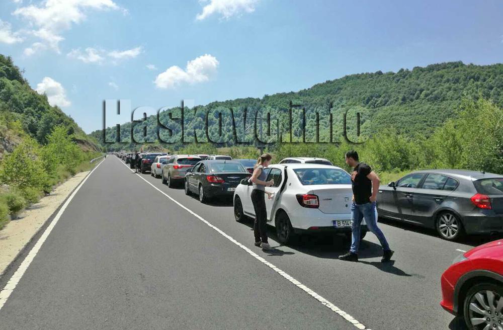 Очаква се засилен трафик на румънски туристи през Хасковско и тапи на Маказа