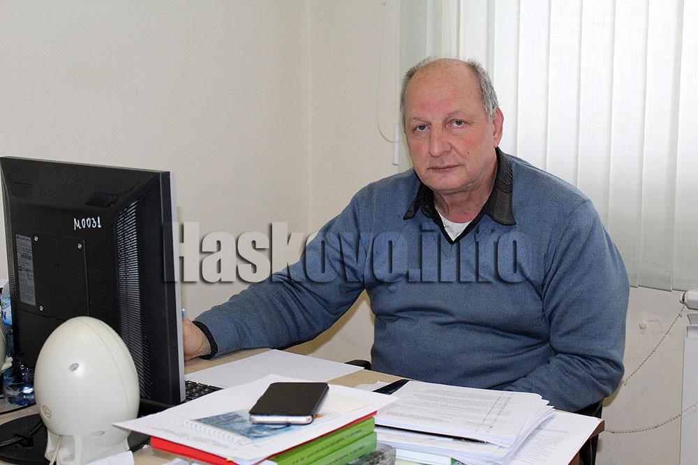 Димитър Шалапатов