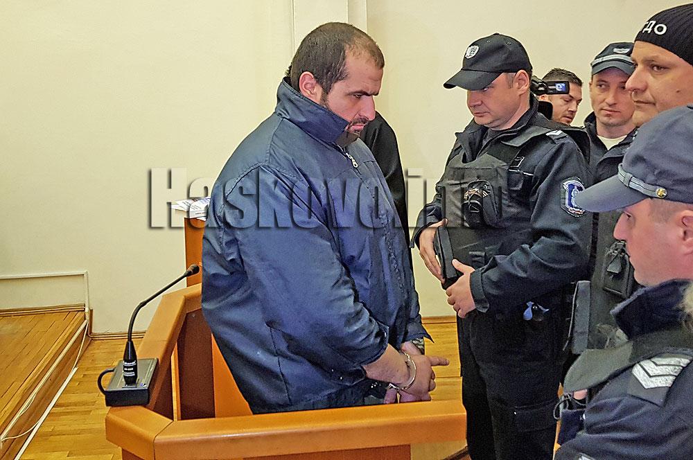 Легионерът не се признава за виновен за убийството, съдът го остави в ареста
