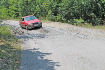 Пътят Маджарово - Ивайловград