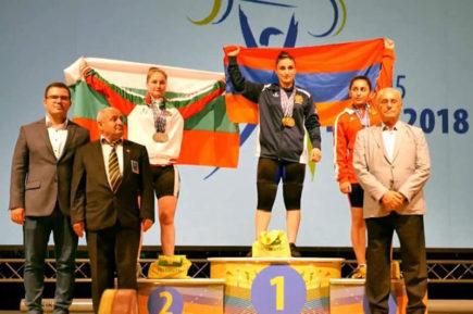 Медалистка