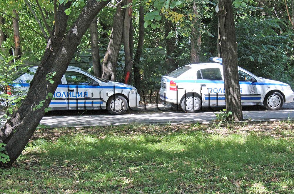 Хванаха крадеца на шестте видеокамери и машина в Хасково