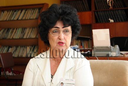 Ирина Караманова