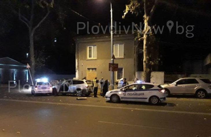 Инцидент, снимка Plovdivnow
