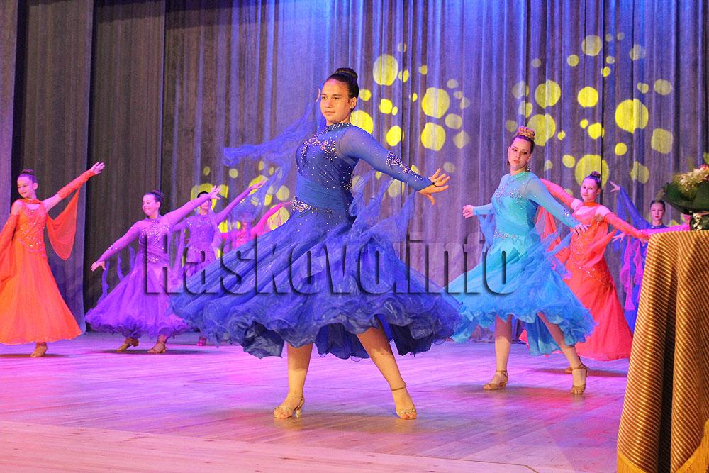 Магична вечер на спортните танци подариха на публиката талантите на Петя Милушева
