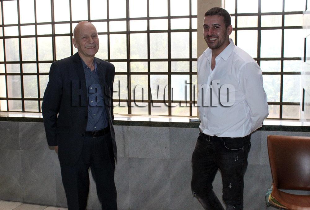 Беливанов и Илчев