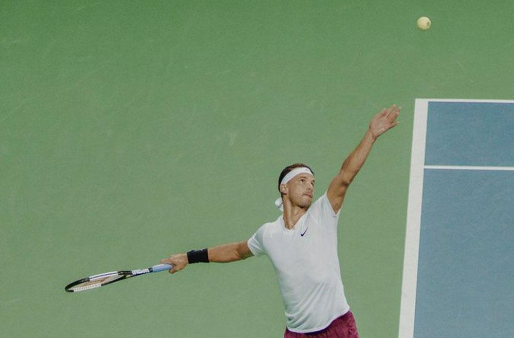 Победа №300: Гришо започна с успех във Виена