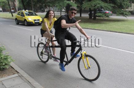 Двойно колело