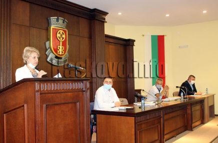 Сесия на общински съвет - Хасково
