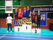 Медалисти