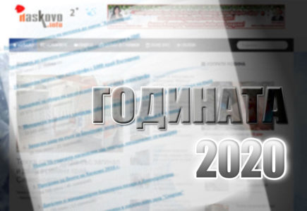 Топ 10 новини 2020 г.